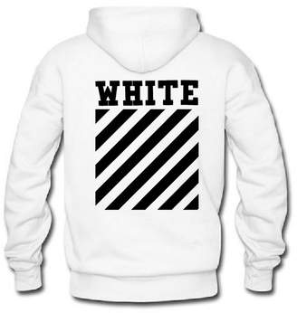 Off-White OFF- Mens Long Sleeve Hoodies Classic Logo