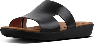 FitFlop H-Bar Leather Toe-Thongs