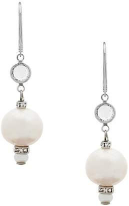 Magda Butrym pearl drop earrings