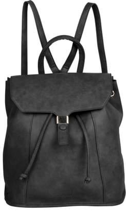 Urban Originals Foxy Vegan Leather Flap Backpack