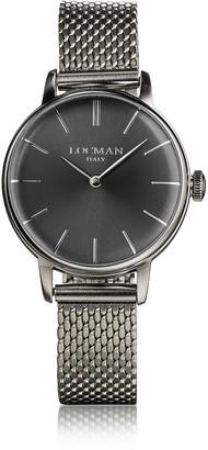 Locman 1960 Silver Stainless Steel Women's Watch