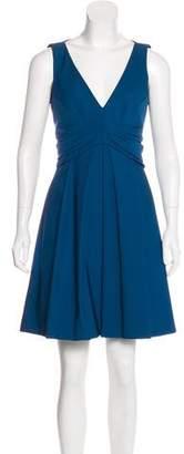 J. Mendel A-Line Mini Dress