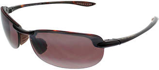 Maui Jim Unisex Makaha 64Mm Polarized Sunglasses