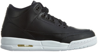 Jordan Air 3 Retro Leather Sneaker