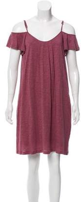 DREW Knee-Length Knit Dress w/ Tags