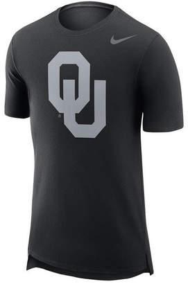 Nike Men's Oklahoma Sooners Droptail Enzyme Wash T-Shirt