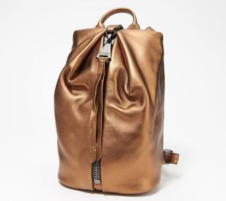 Aimee Kestenberg Solid Leather Mini Backpack - Tamitha