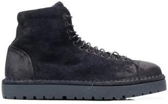 Marsèll high top sneaker boots