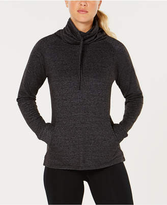 32 Degrees Fleece Funnel-Neck Top