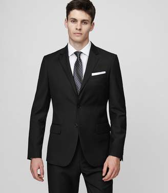 Reiss Harry B Modern-Fit Single Breasted Wool Blazer