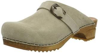 Sanita Women's Hedi Open Clogs Beige Size:
