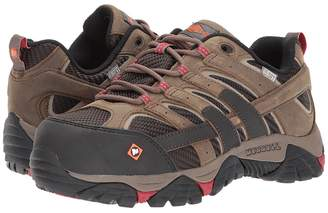 Merrell Work Moab 2 Vent Waterproof CT Women's Lace up casual Shoes