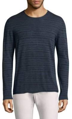 John Varvatos Striped Sweater