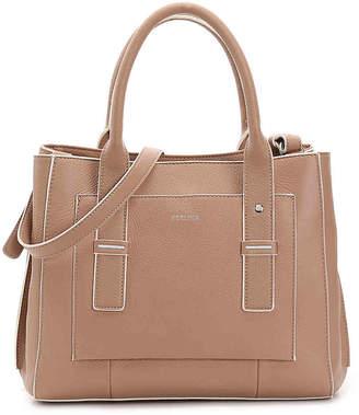 Perlina Cali Leather Satchel - Women's