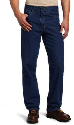Carhartt Men's Flame Resistant Signature Jean Relaxed Fit