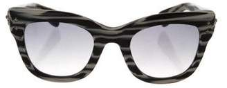 Chrome Hearts Tear Drop Johnny Sunglasses II