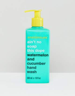 Anatomicals Ain't No Soap This Dope - Watermelon & Cucumber Hand Soap 300ml