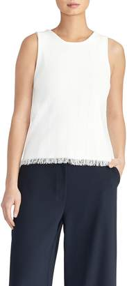 Rachel Roy Collection Tie Back Pointelle Tank