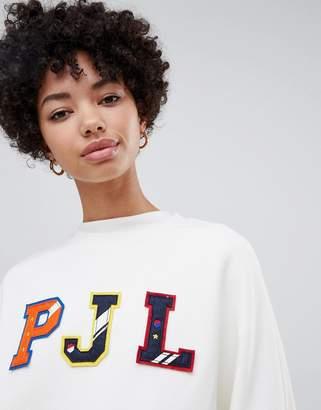 Pepe Jeans PJL logo sweatshirt