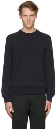 Norse Projects Navy Magnus Summer Crew Sweater