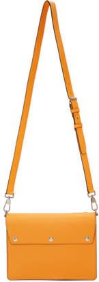 Burberry Orange Business Crossbody Bag