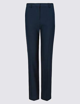 Lauren Vidal Embossed ankle length trousers-pe9340 Lauren Vidal s10QqU