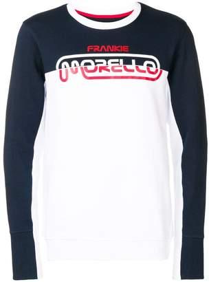 Frankie Morello logo longsleeved jersey
