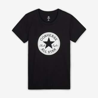 Converse Chuck Patch Womens T-Shirt