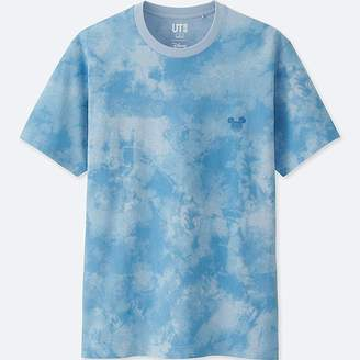 Uniqlo Mickey & The Sun Short-sleeve Graphic T-Shirt