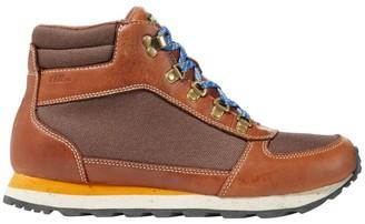 L.L. Bean L.L.Bean Men's Waterproof Katahdin Hiking Boots, Leather Mesh