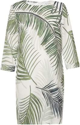 Great Plains Palm Camo Shift Dress