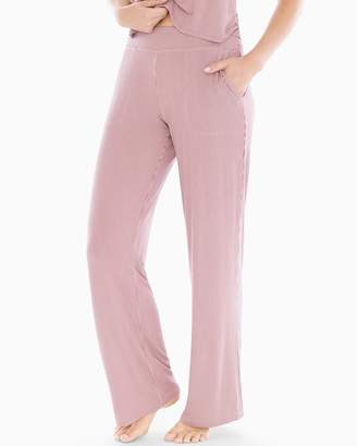 Mulberry Cool Nights Pajama Pants Pin Stripe