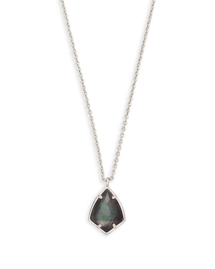 Kendra Scott Cory Pendant Necklace in Silver
