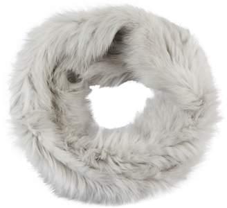 Yves Salomon Long Rabbit Fur Snood