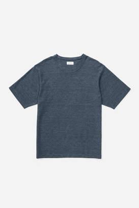 Saturdays NYC Elliot Jacquard Short Sleeve Shirt