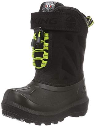 Viking Kids' Nordlys Ankle Boots,6