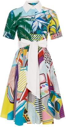 Mary Katrantzou Cecilia Pop Art Dress