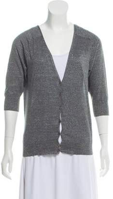 Tory Burch Knit Cardigan Sweater