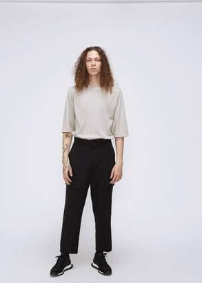 Deveaux Double-Faced Wool Painter Pant