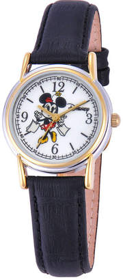 Disney Womens Cardiff Two-Tone Minnie Mouse Watch