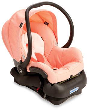 Maxi-Cosi Mico™ Infant Car Seat and Accessories - Pink Leopard