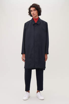 Cos OVERSIZED WOOL TRENCH COAT