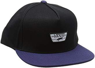 1452104b597 Vans Vans Apparel Men s Mini Full Patch Ii Snapback Baseball Cap