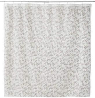Famous Home Fashions INC. (DD) Alexa Burnout Shower Curtain