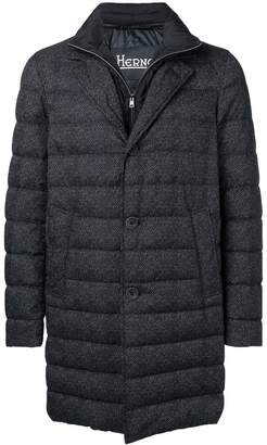 Herno double layer coat