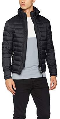 Superdry Men's SDX Fuji Triple Zip Through Sports Jacket