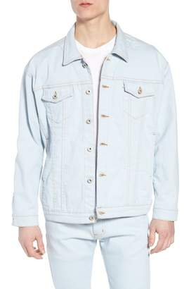 Naked & Famous Denim Oversize Jacket