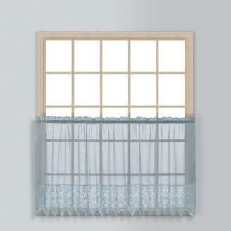 Co United Curtain Valerie Tier Kitchen Window Curtain Set