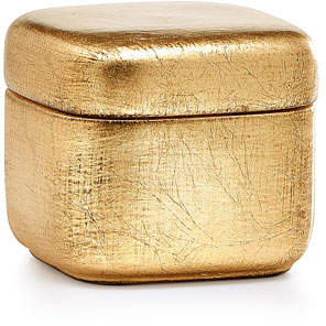 Labrazel Ava Canister, Gold