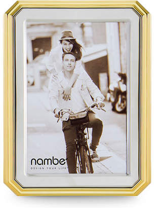 "Nambe Gleason Picture Frame, 4"" x 6"""